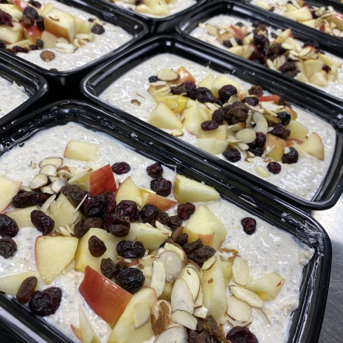 Healthy Snacks and Breakfasts